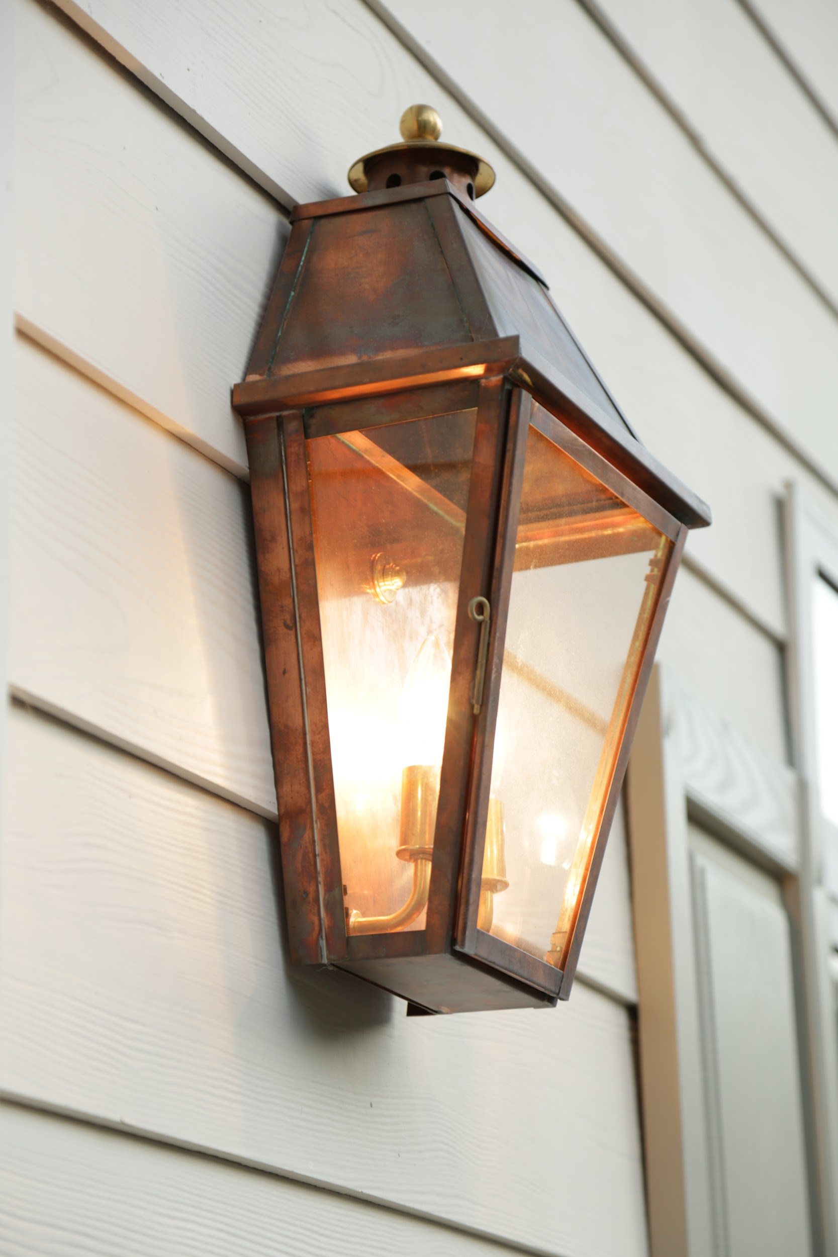 Copper Lighting: Copper Works Lighting Company