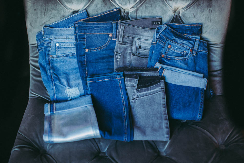 Up this week … JEANS