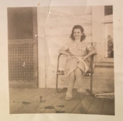 Unlabeled image from blog post called: Grandmother's House