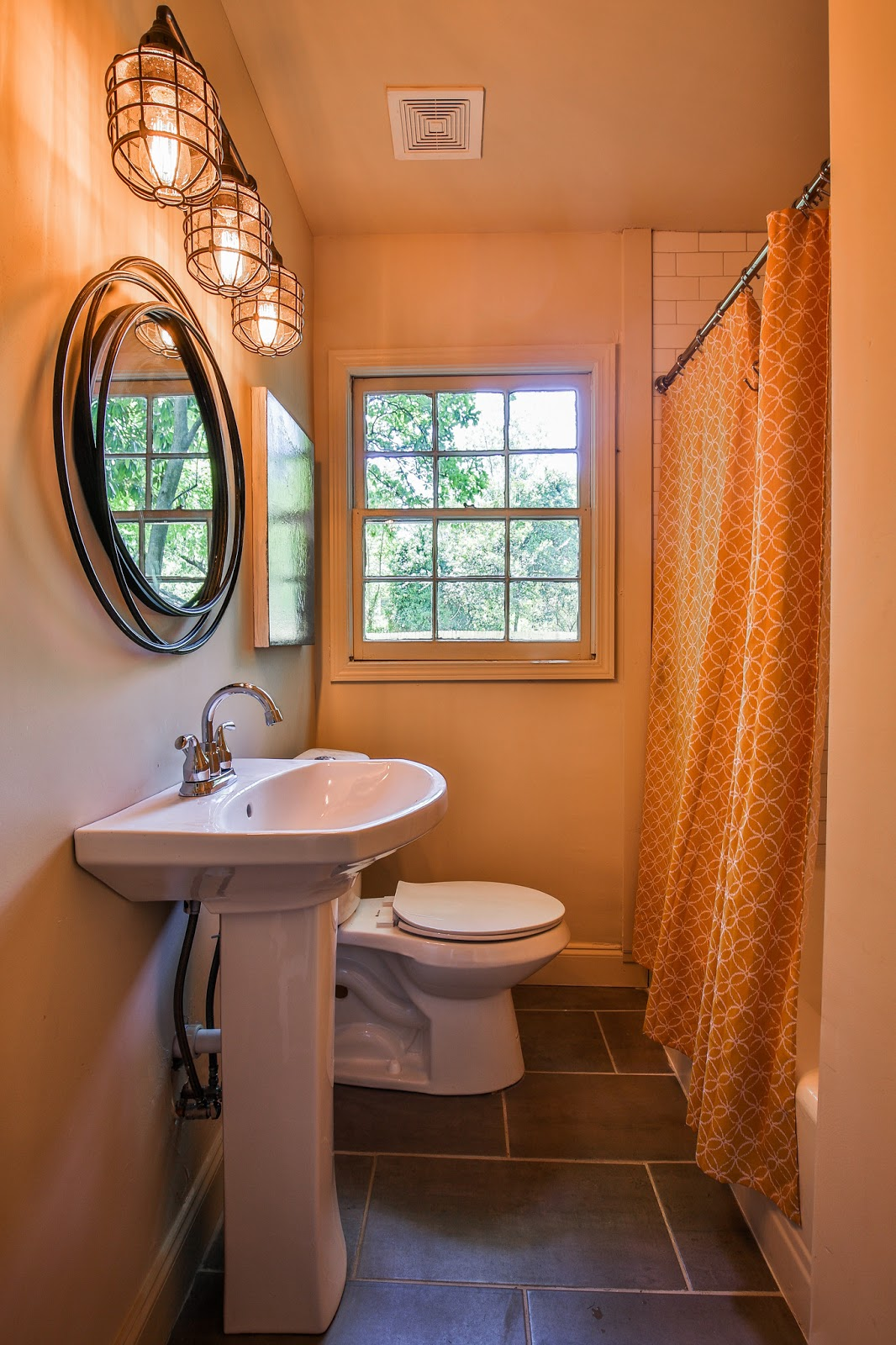 Plumbing by Kohler, Lighting by Savoy House