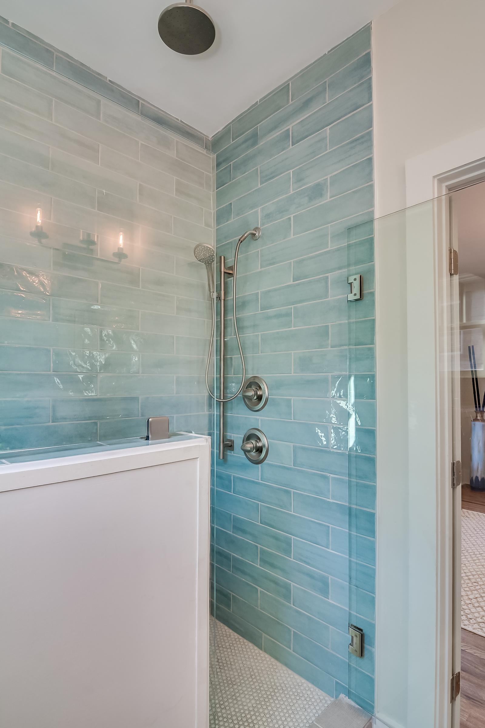Vanity, Sinks, Faucets, Toilet, Shower Hardware: Kohler