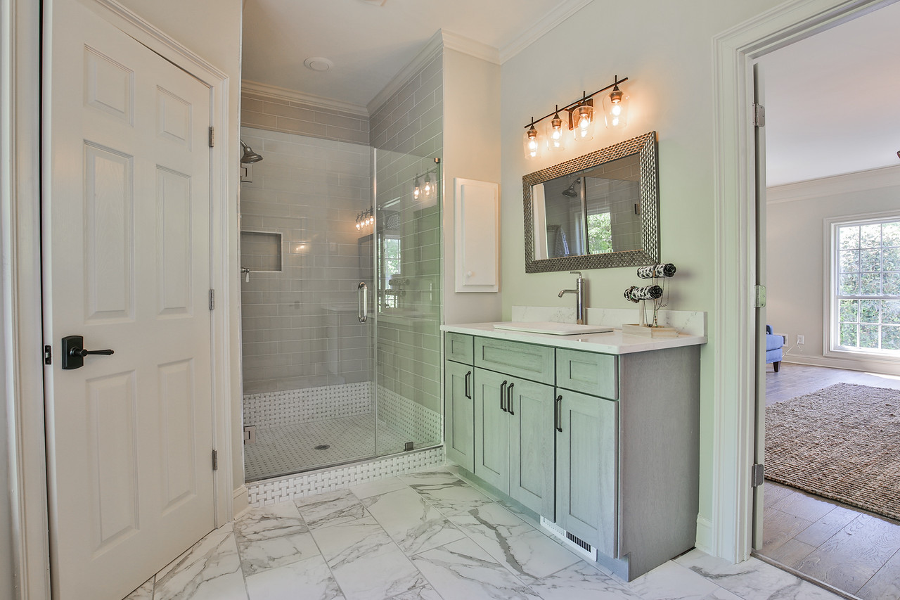 Door Hardware: Delaney, Lighting: Savoy House, Plumbing Fixtures: Kohler